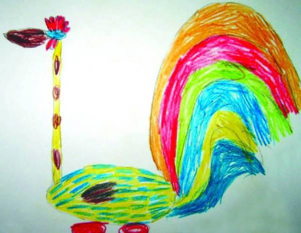 Рисование с детьми 6-7 лет. Конспекты занятий _24.jpg