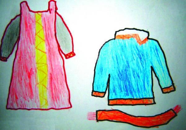 Рисование с детьми 6-7 лет. Конспекты занятий _28.jpg