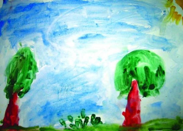 Рисование с детьми 6-7 лет. Конспекты занятий _32.jpg