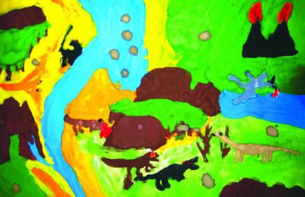 Рисование с детьми 6-7 лет. Конспекты занятий _35.jpg