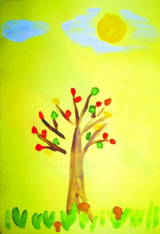Рисование с детьми 6-7 лет. Конспекты занятий _40.jpg