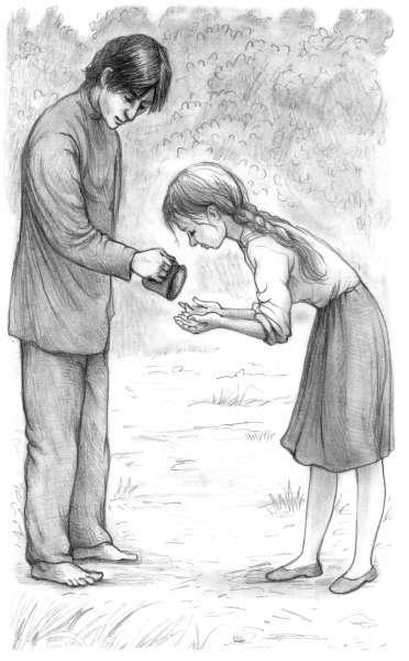 Динка прощается с детством (илл. Н. Воробьевой) i_009.jpg