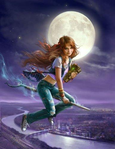 Рыженькая ведьмочка vedma.jpg
