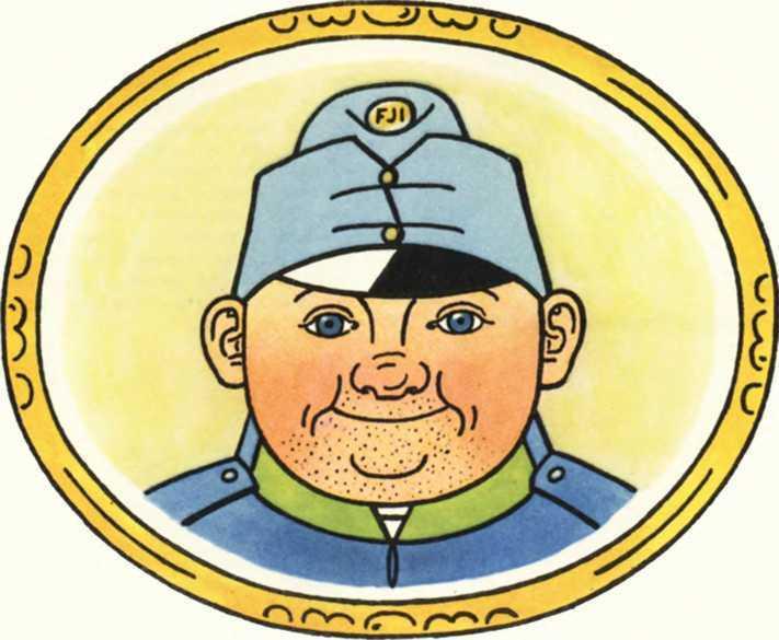 картинка бравого солдата швейка